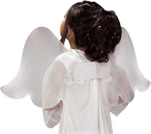 Rubies Staging Child's White Angel Wings