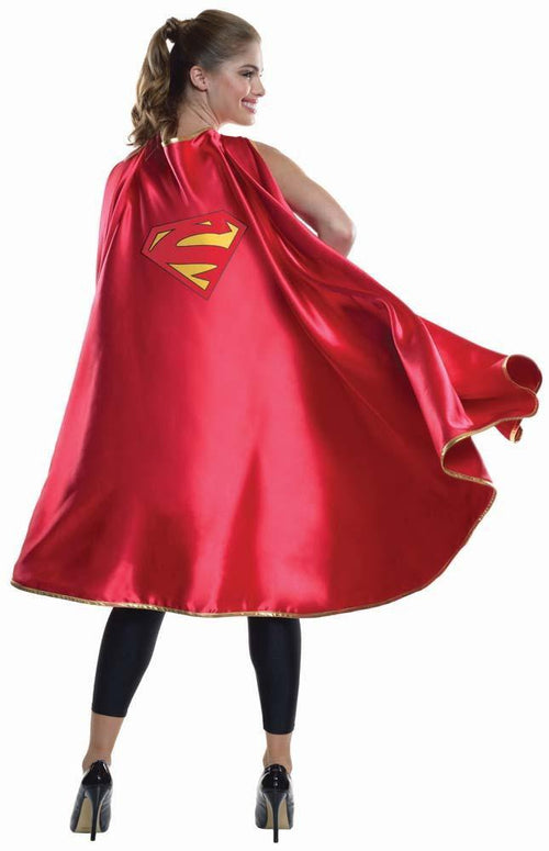Rubies Staging Dlx. Supergirl Cape