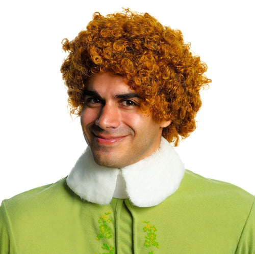 Rubies Wigs Adult Buddy the Elf Wig - Elf the Movie