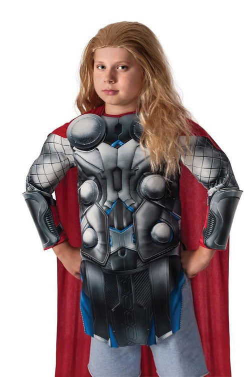 Rubies Wigs Boys Thor Wig - Avengers 2: Age of Ultron