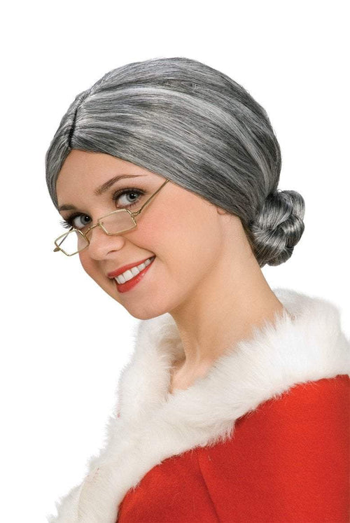 Rubies Wigs Old Lady Grey Wig - Church Lady
