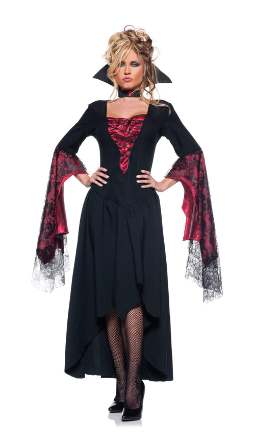 Underwraps Costumes LARGE Adult Countess Costume