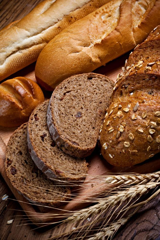 Assortment Baked Bread Food & Drink Wall Mural - Food-Drink-Wall-Murals - Decall.ca