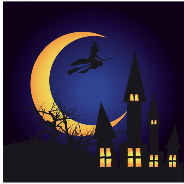 Halloween Holiday Wall Mural