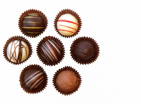 Assorted Chocolates Food & Drink Wall Mural Sticker - Food-Drink-Wall-Stickers - Decall.ca