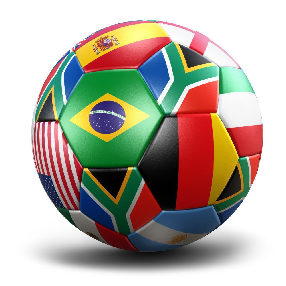 2010 Fifa World Cup Sports Wall Sticker