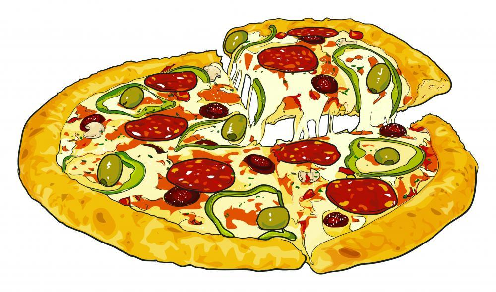 Pizza Food & Drink Wall Mural