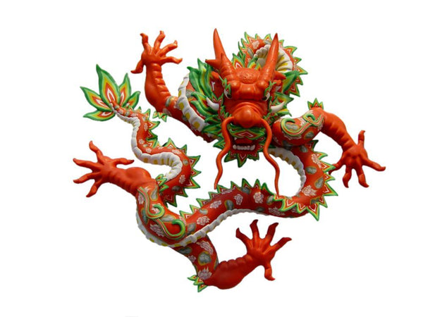 Chinese Dragon Symbolic Wall Mural Sticker
