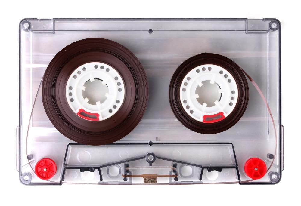 Audio Cassette with Color Object Wall Mural Sticker - Object-Wall-Stickers - Decall.ca