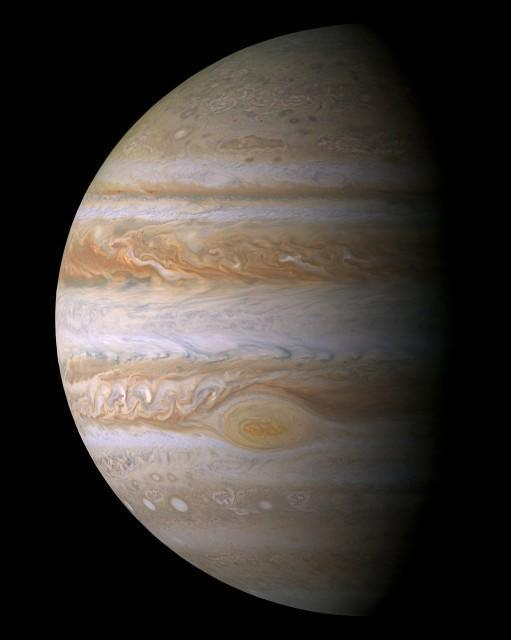 Jupiter Space Wall Mural