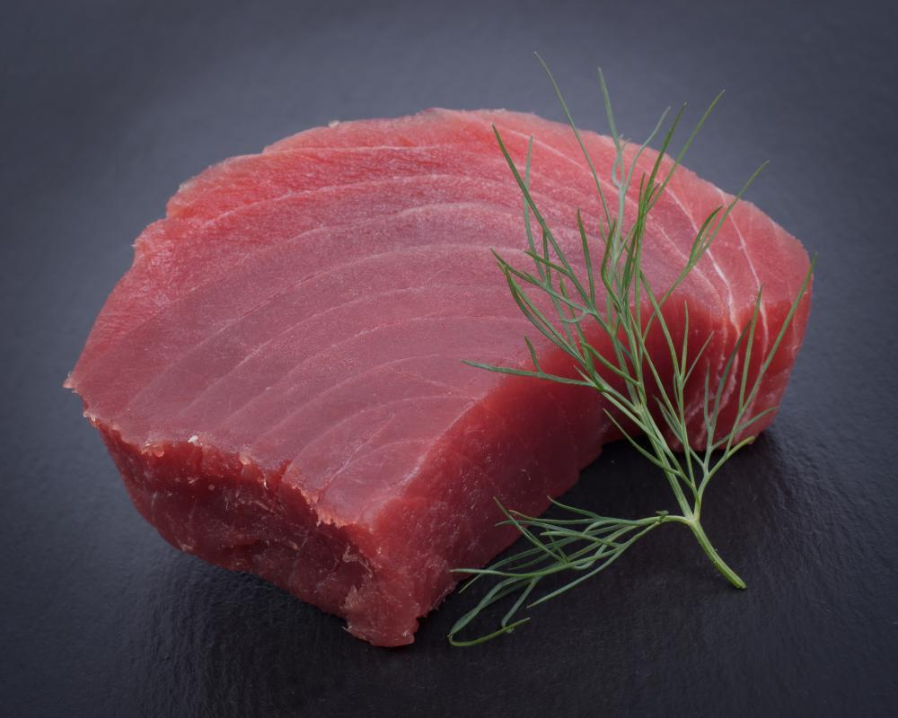 Fresh Tuna Steak Food & Drink Wall Mural