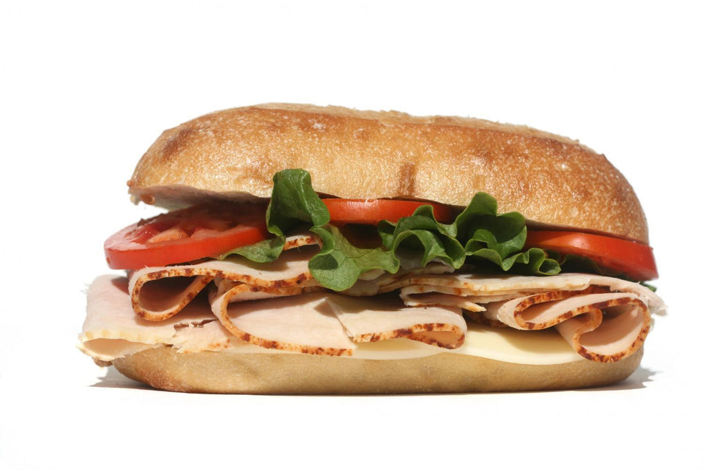 Turkey Sandwich Food & Drink Wall Mural Sticker