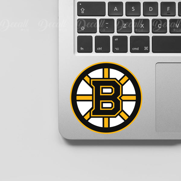 Ice Hockey Team Boston Bruins Logo Sport Stickers - Stickers - Decall.ca