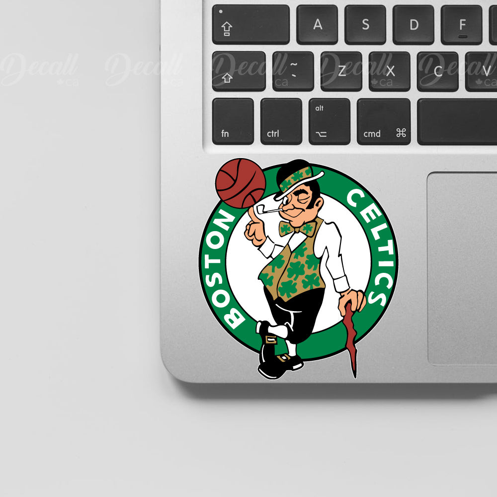 Basketball Team Boston Celtics Logo Sport Stickers - Stickers - Decall.ca