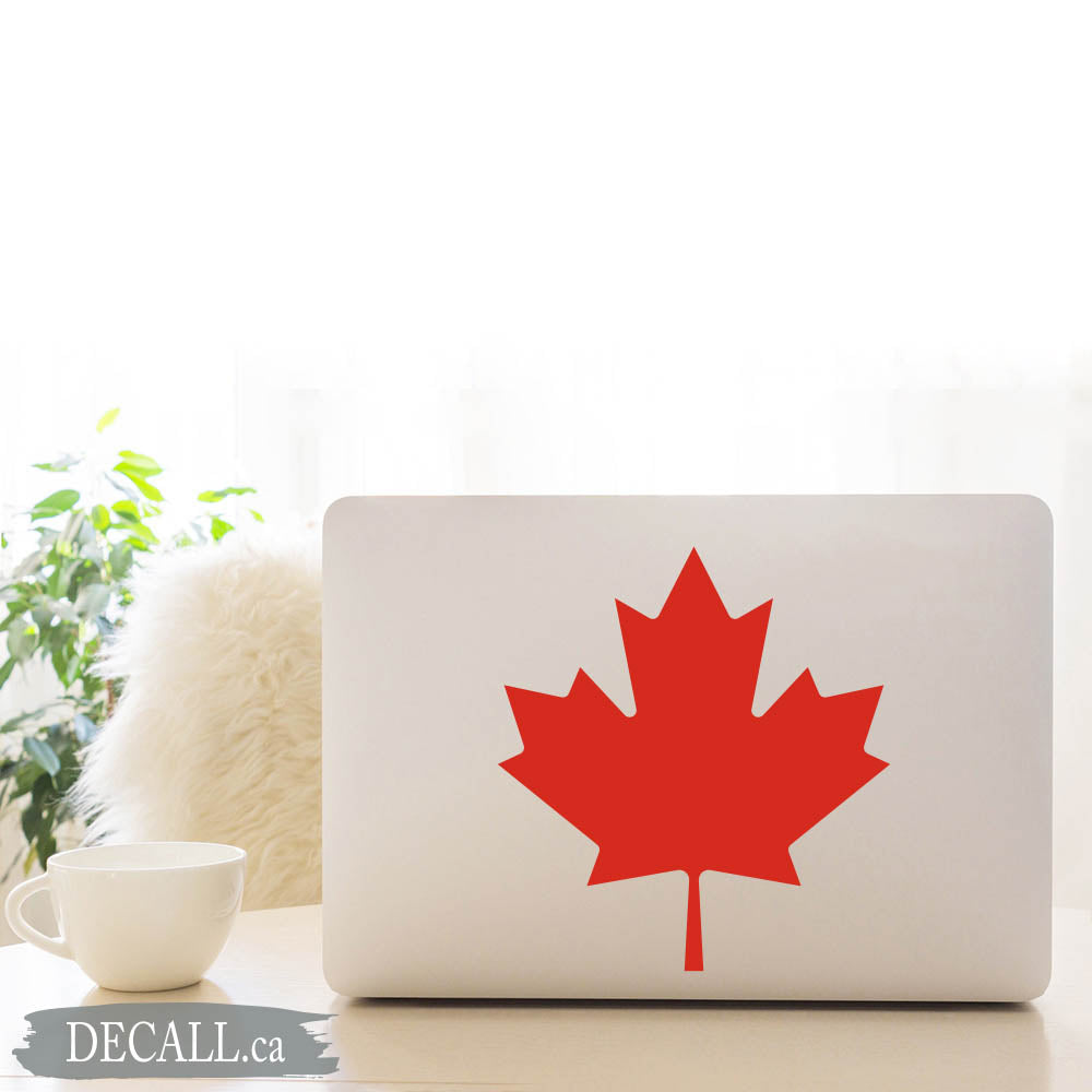 Canada Maple Leaf Sticker