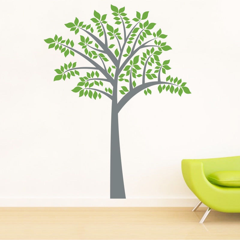 Giant Tree - Wall Decals Stickers - Wall-Decals - Decall.ca