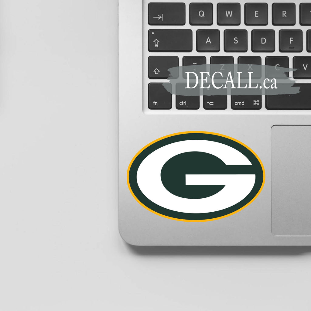 NFL Green Bay Packers Logo Sport Stickers