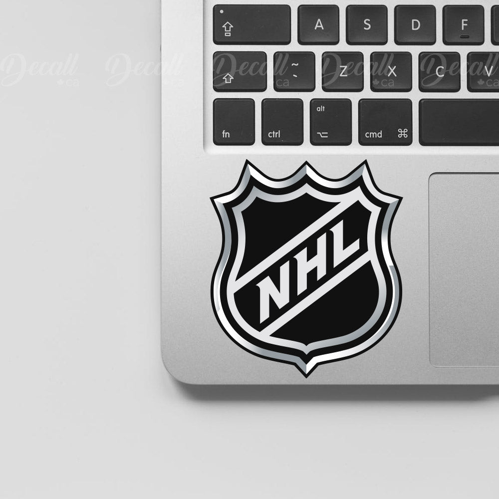 Ice Hockey National Hockey League NHL Sport Logo Sticker - Stickers - Decall.ca