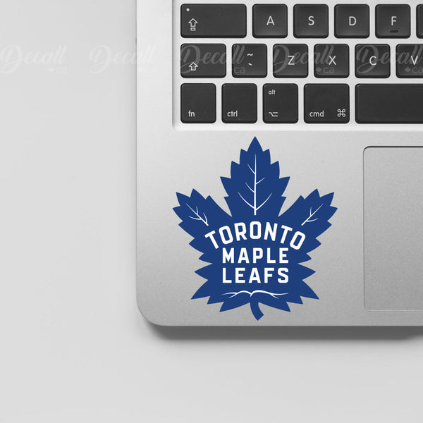 Ice Hockey Team Toronto Maple Leafs Logo Sport Sticker - Stickers - Decall.ca