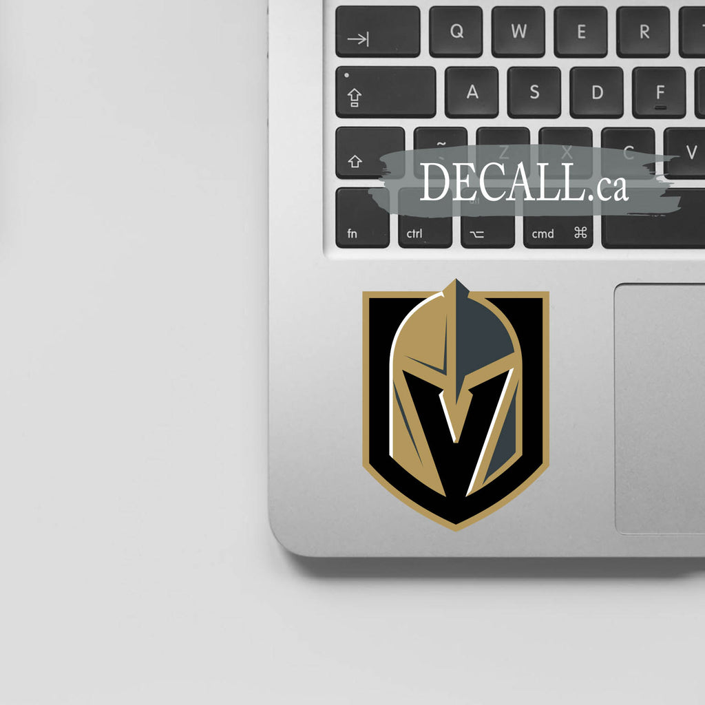 Ice Hockey Team Vegas Golden Knights Logo Sport Sticker