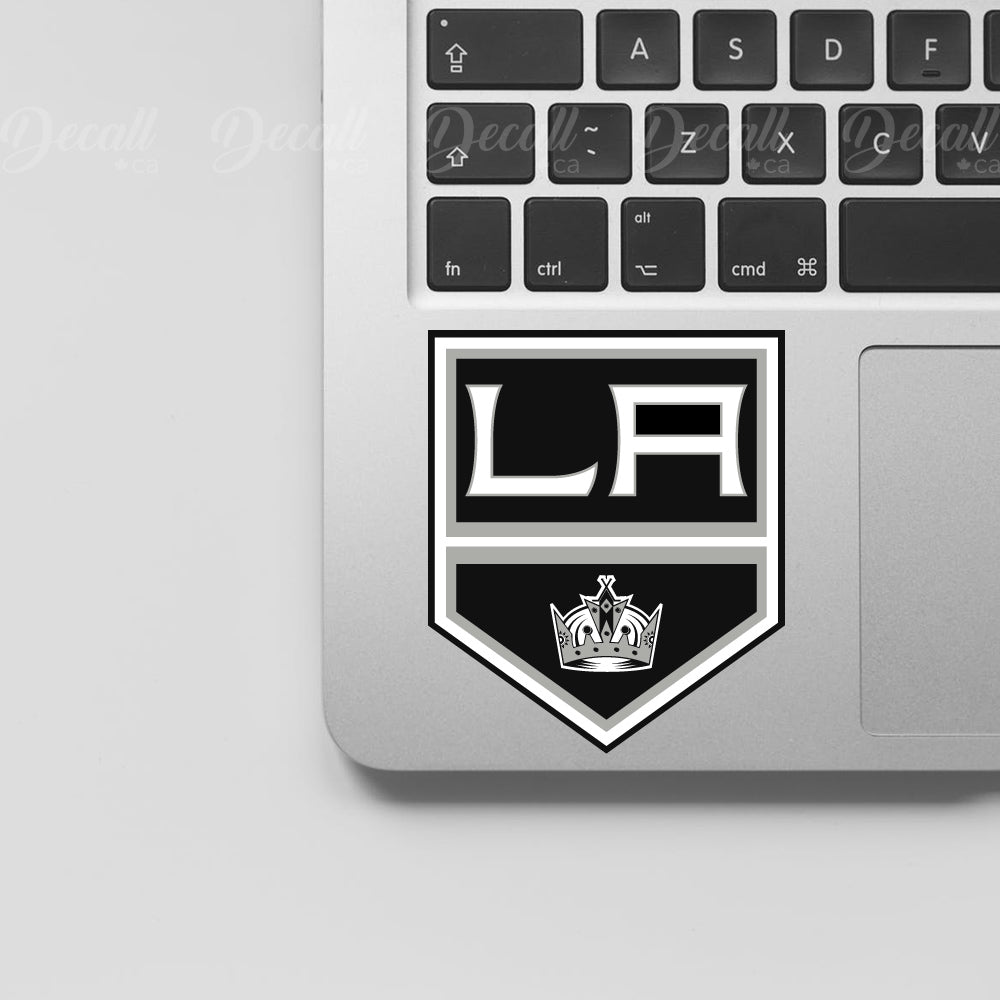 Ice Hockey Team Los Angeles Kings Logo Sport Stickers - Stickers - Decall.ca