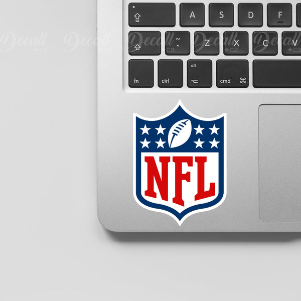 National Football League Logo Sport Stickers - Stickers - Decall.ca