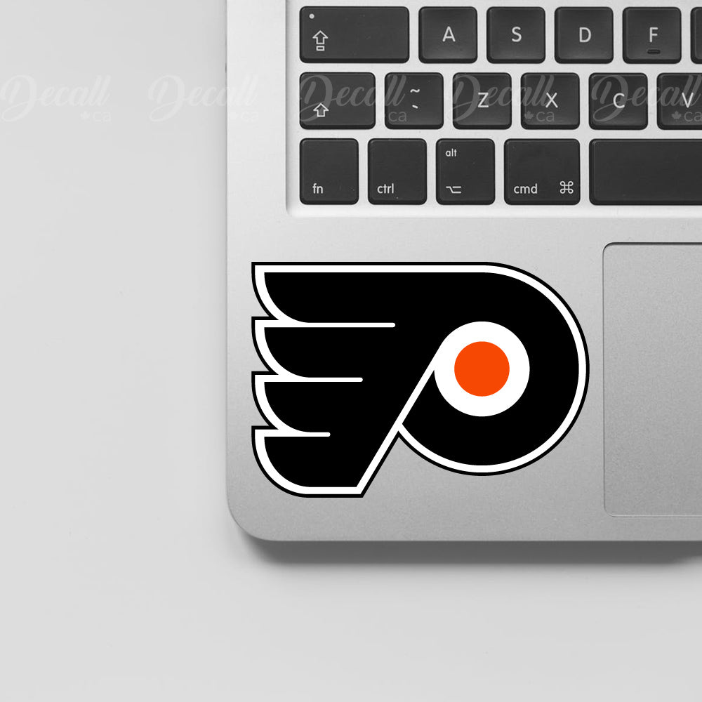 Ice Hockey Team Philadelphia Flyers Logo Sport Stickers - Stickers - Decall.ca