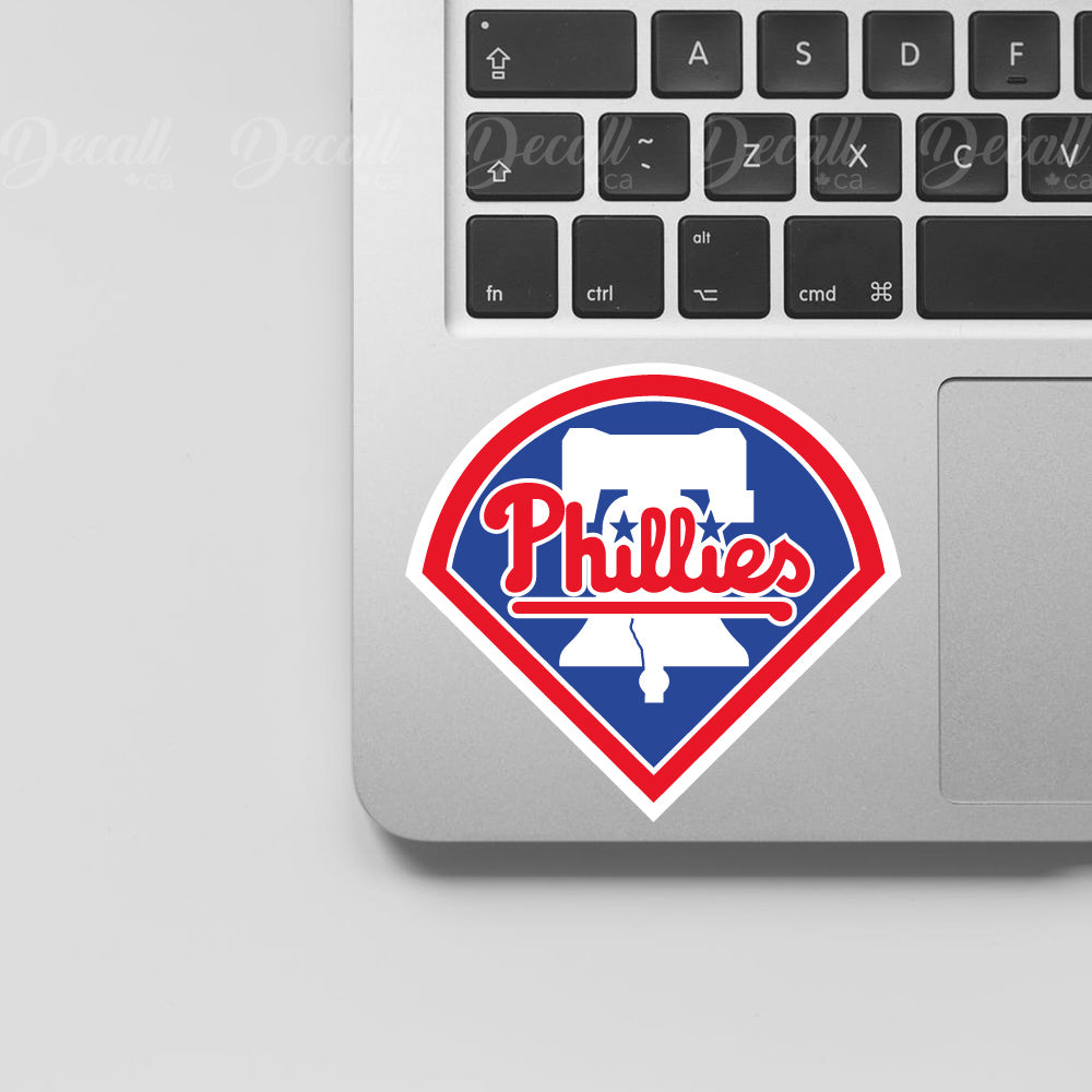 Baseball Team Philadelphia Phillies Logo Sport Stickers - Stickers - Decall.ca