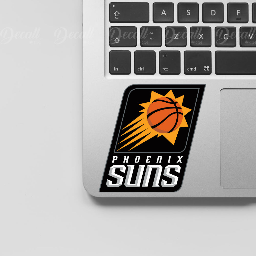 Basketball Team Phoenix Suns Logo Sport Stickers - Stickers - Decall.ca