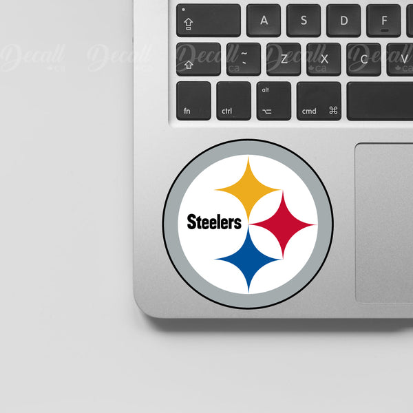 NFL Pittsburgh Steelers Logo Sport Stickers - Stickers - Decall.ca