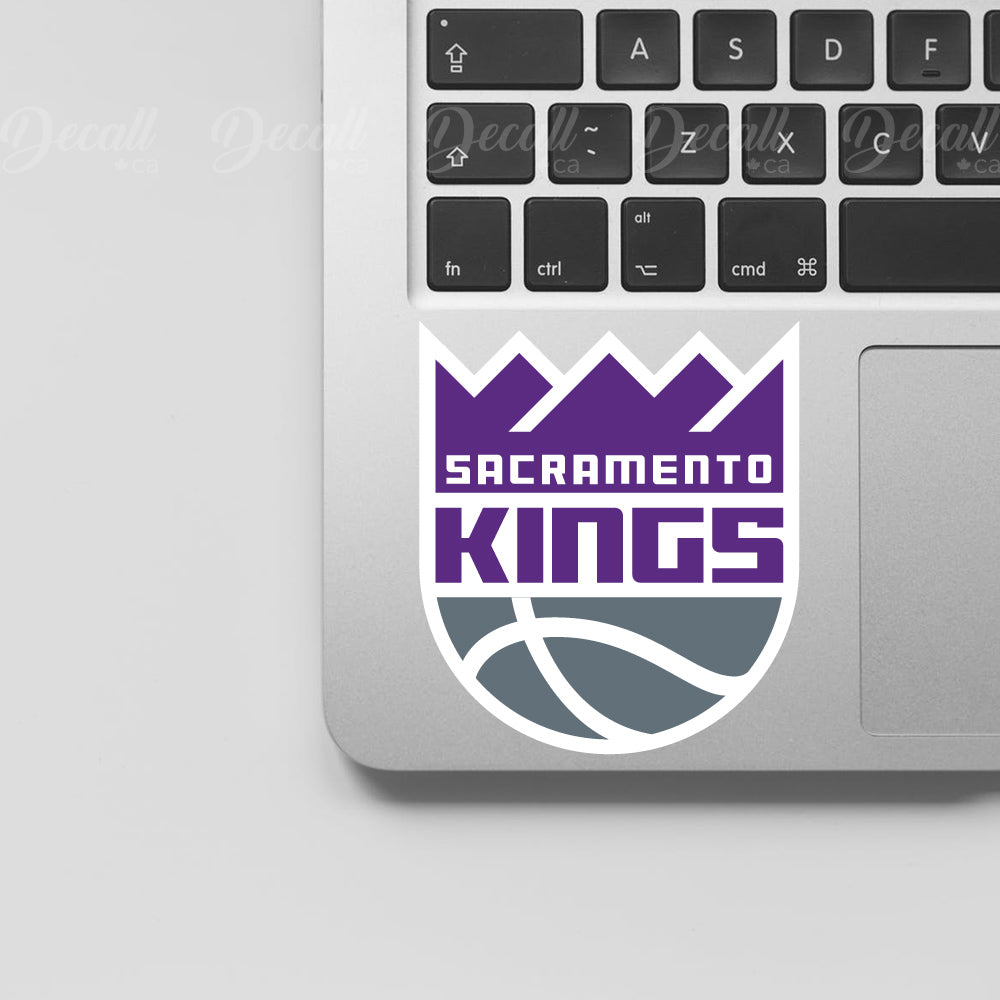 Basketball Team Sacramento Kings Logo Sport Stickers - Stickers - Decall.ca