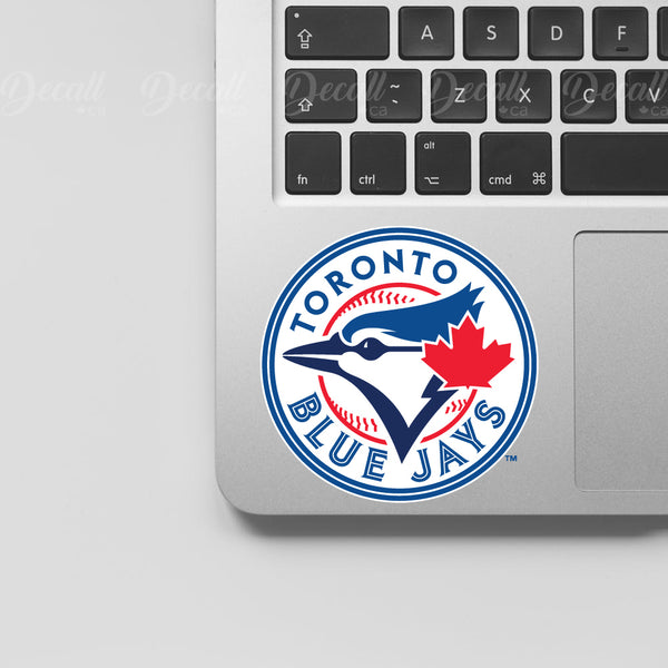 Baseball Team Toronto Blue Jays Logo Sport Stickers - Stickers - Decall.ca