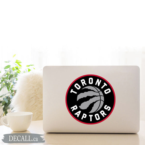 Basketball Team Toronto Raptors Logo Sport Stickers