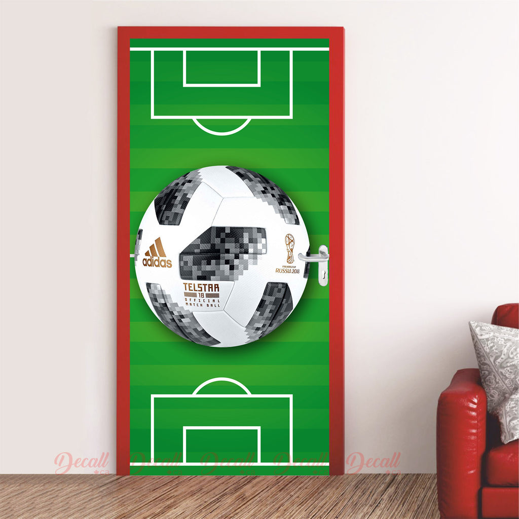 World Cup 2018 Door Mural - Door-Murals - Decall.ca