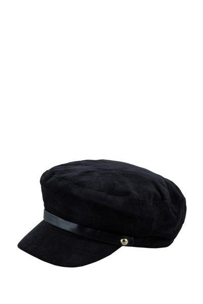 Corduroy Conductor Hat