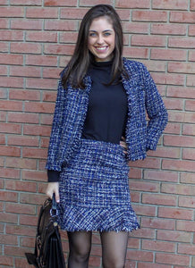 Alys, Tweed Skirt