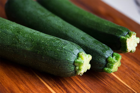 Courgettes - Kitchen Slice