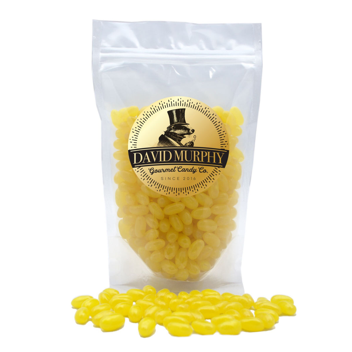 Gourmet Jelly Beans - Pineapple Jelly Beans Marich