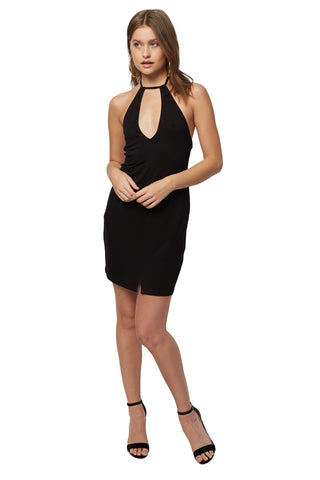 Deon Dress - Black