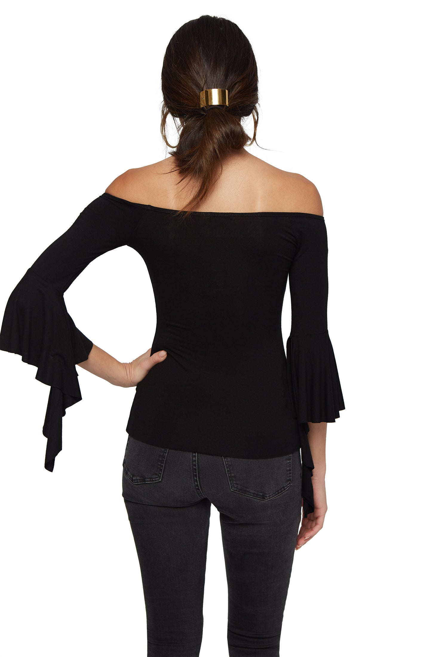 Clarity Top - Black