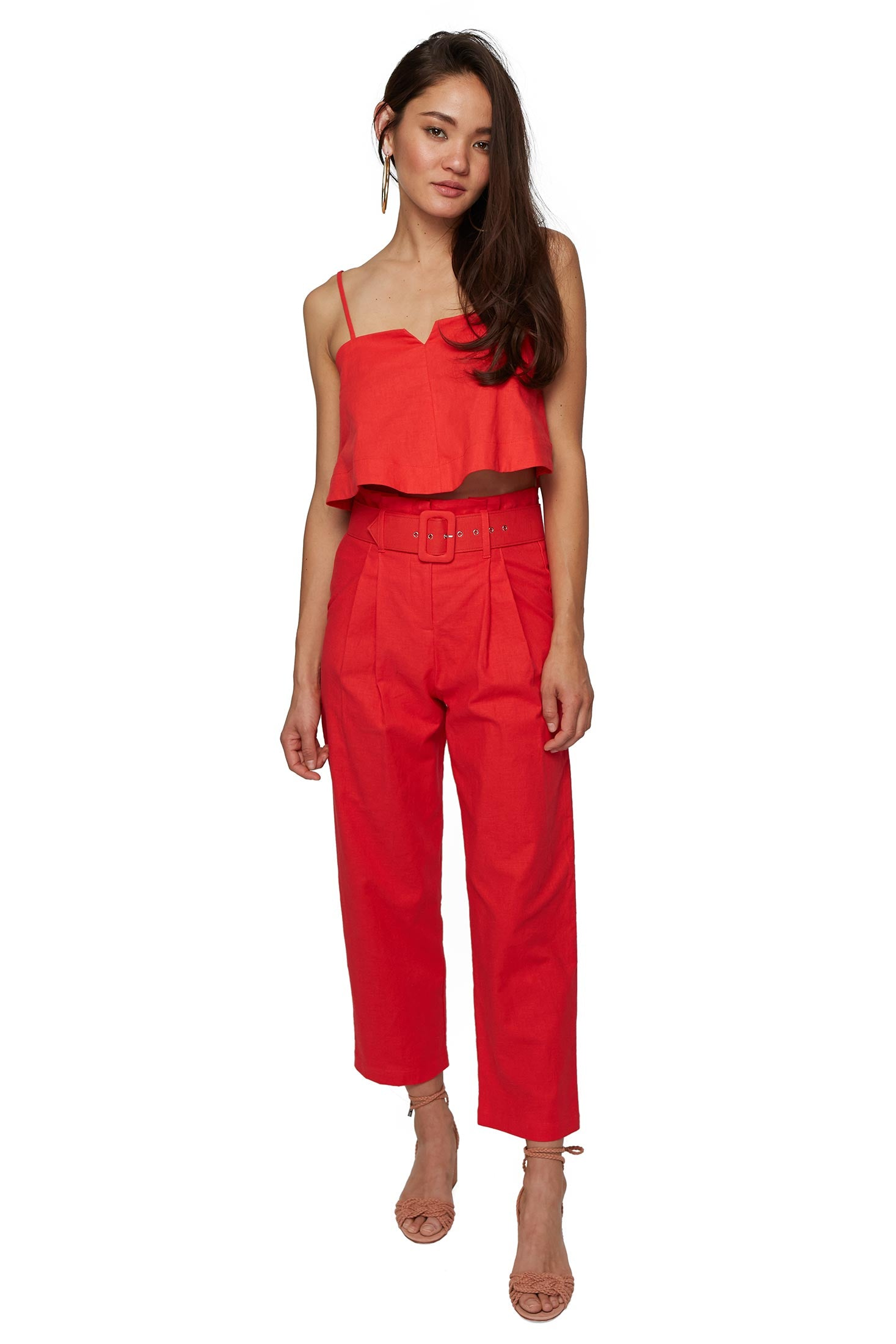 Kimberly Pant - Red