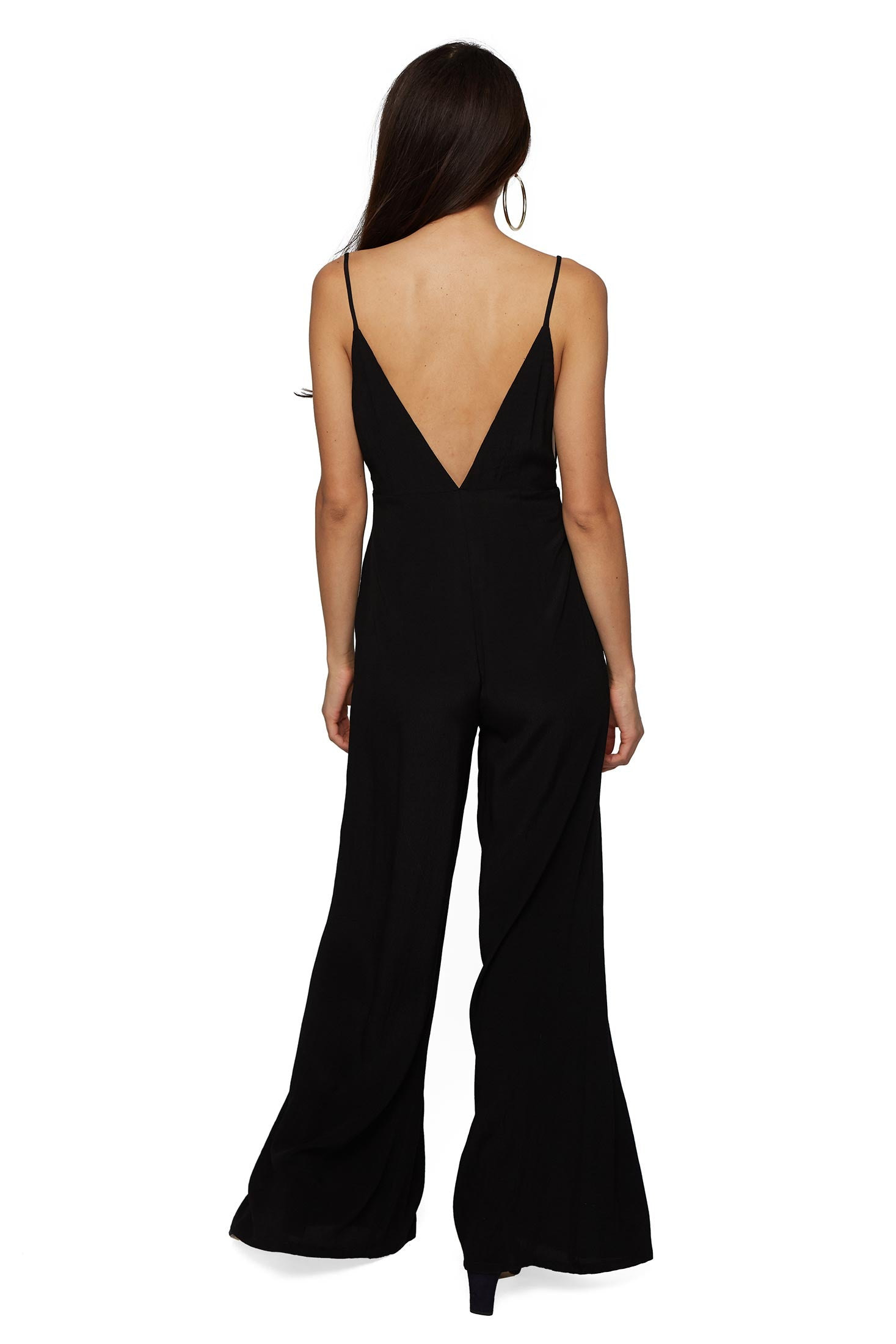 Jorja Jumpsuit - Black