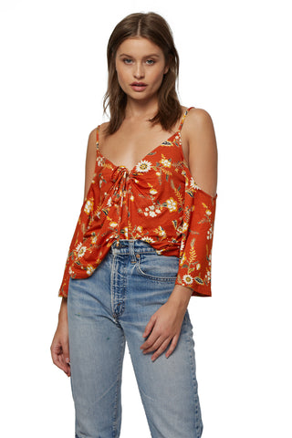 Jess Top - Red