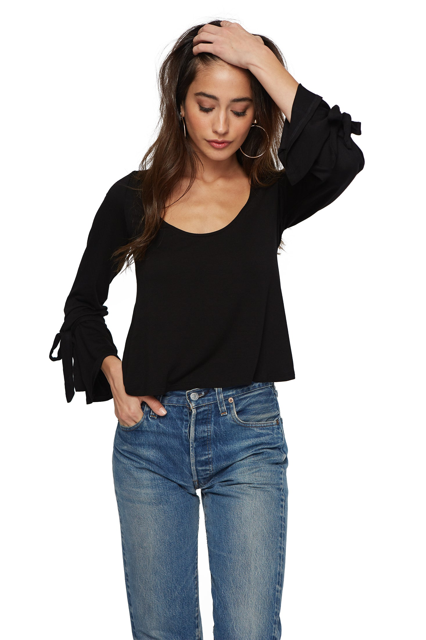 Reid Top - Black