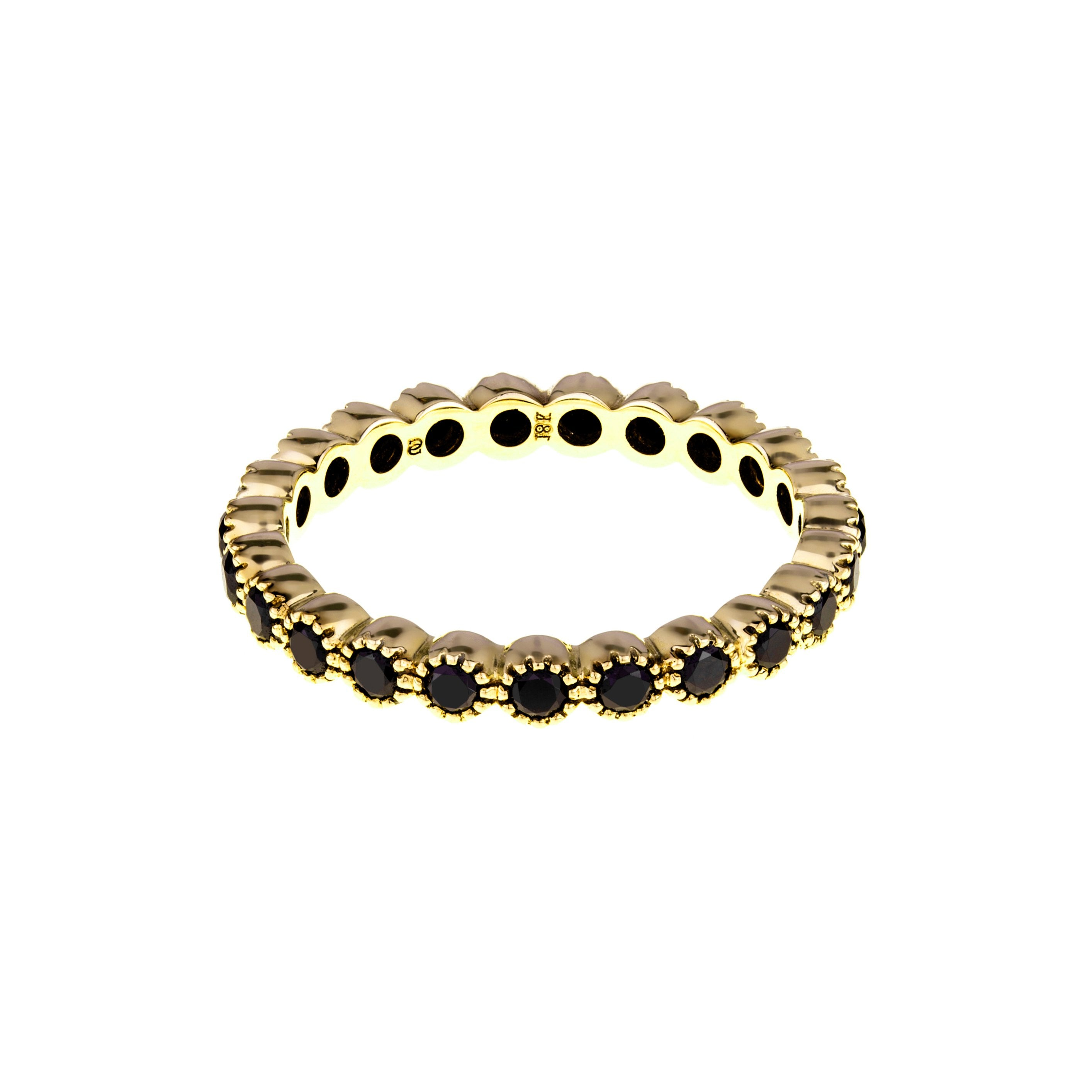 The Bezel - Black and Gold