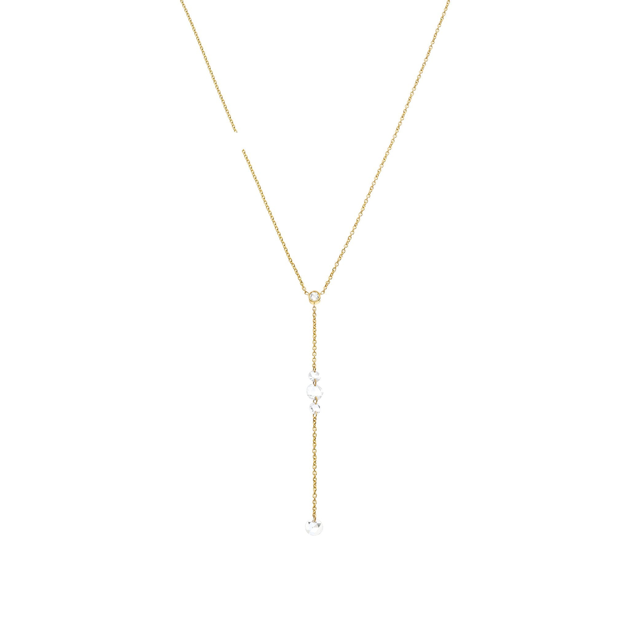 The Cien Linear Necklace