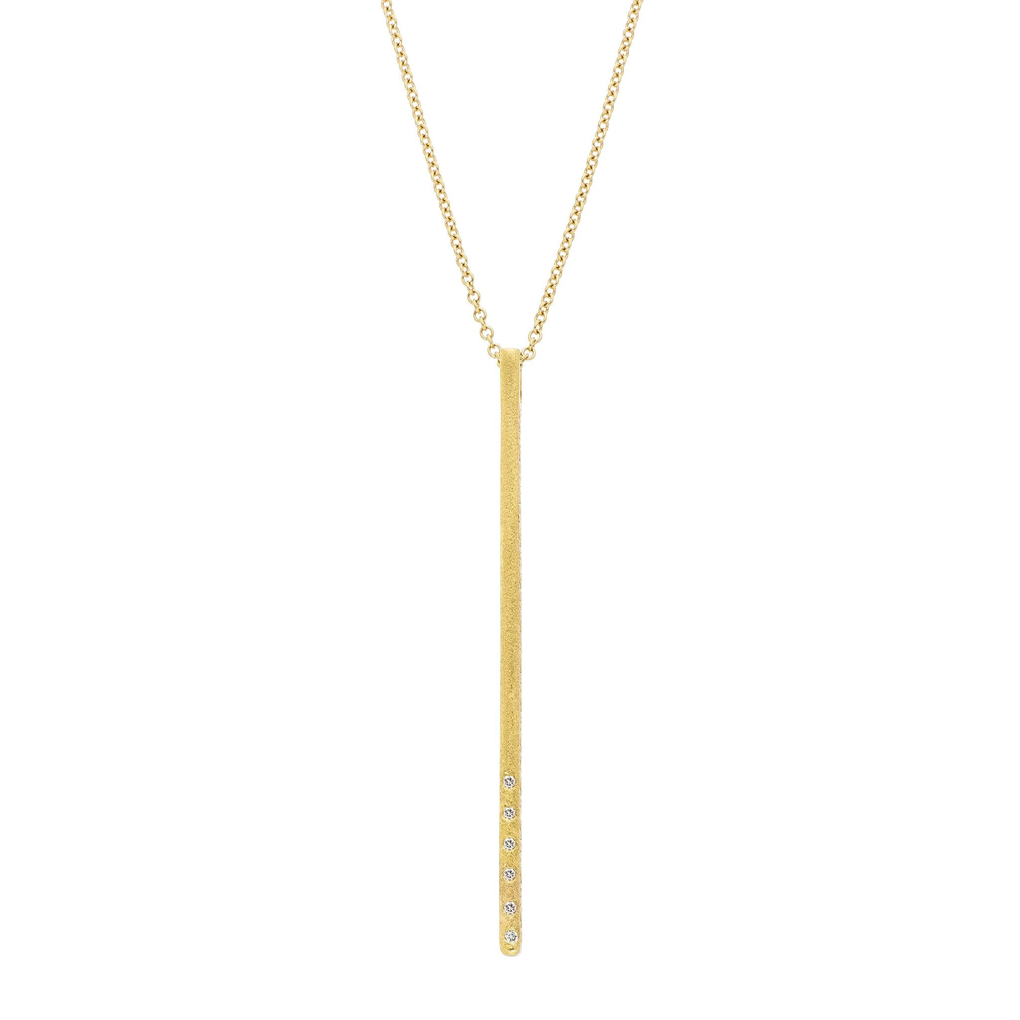 The Dunes Bar Necklace