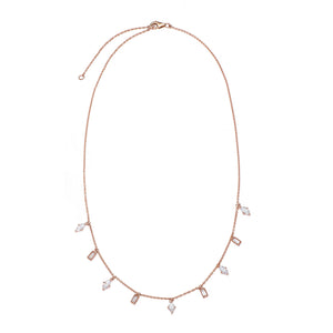 The Lluvia Necklace