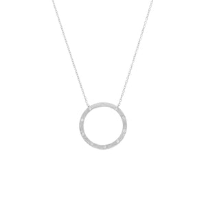 The Dunes Large Circle Necklace