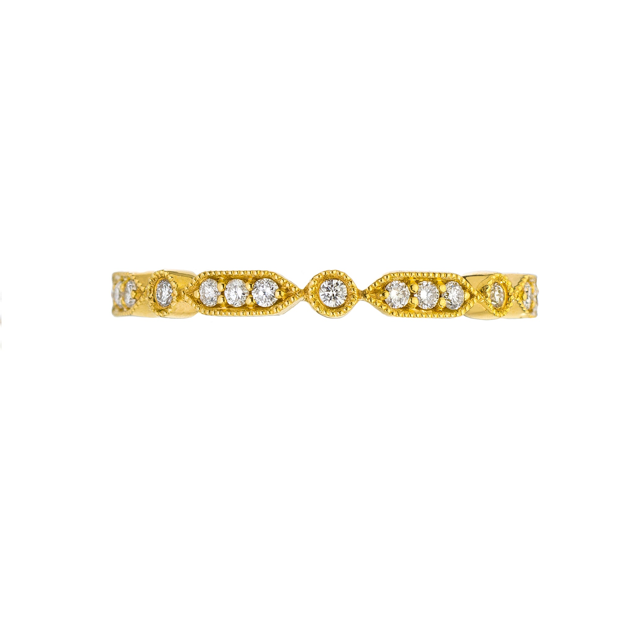 Deco Mini Diamond Band